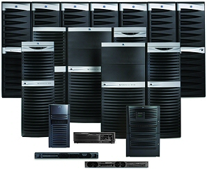 HP AlphaServer systems